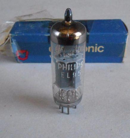Válvula electrónica EL95 (6DL5) Mullard-Philips