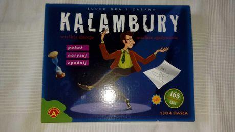 Gra planszowa KALAMBURY