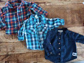Koszule dla niemowlaka