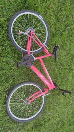 Bicicleta BTT Rosa, nova
