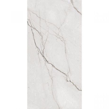 Płytki Gres Mercedario Grey Polerowany / Matowy 120x60x0,9 cm