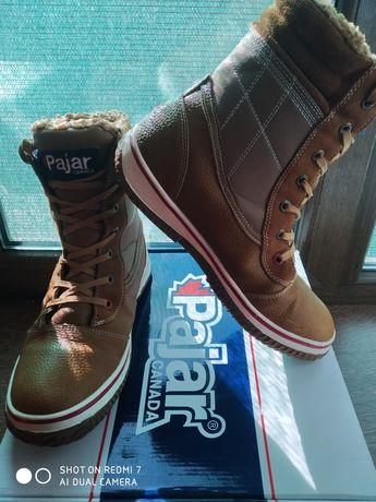 Зимние ботинки , сапоги Pajar Канада 45р. 30.5 см.