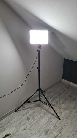 Zestaw lamp LED do stremowania/nagrywania, idealne do wideo rozmów