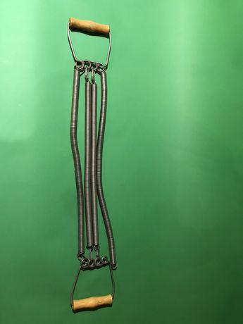 Трубчатый эспандер для фитнеса СССР