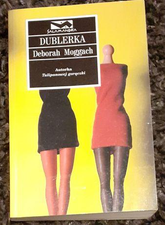 """Książka pt. ,, Dublerka """" Deborah Moggach"""