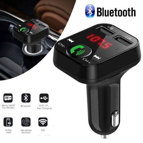 Kit mãos livres com Bluetooth/Cartão SD/USB/Carregador