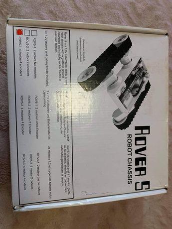 Шасси танка Rover 5