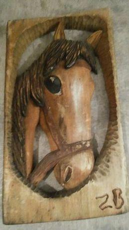 Koń - głowa