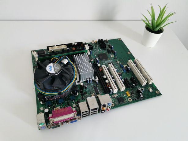 Bundle D945GNT Pentium IV