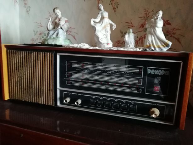 Радиола СССР Рекорд 314