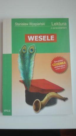 Książka Wesele S. Wyspiański, nowa