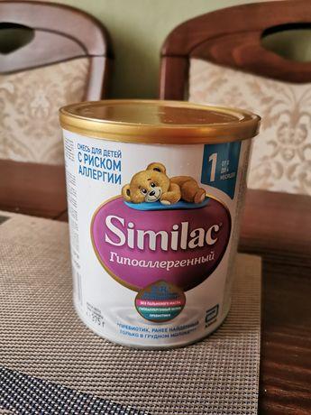 Суміш Similac, молочна суміш, смесь, Гіпоалергенна 1 375 г