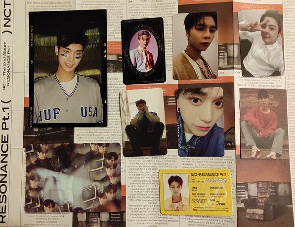 Zamienię karty kpop Pentagon NCT EXO album