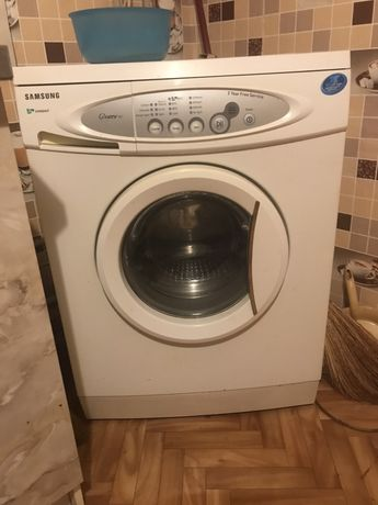 На запчасти стиральная машина Samsung