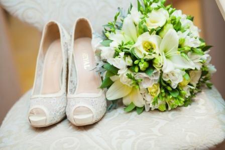 Туфли ждут невесту