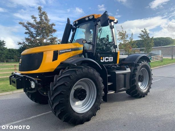 Jcb Fastrac 2155