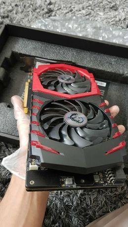 Видеокарта MSI GeForce GTX 1060 GAMINGX 6 ГБ