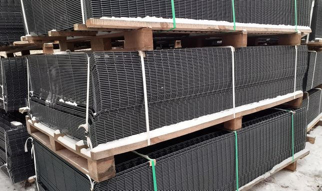 Panel ogrodzeniowy 3d CENA ZA SZTUKE ogrodzenia panele ogrodzeniowe