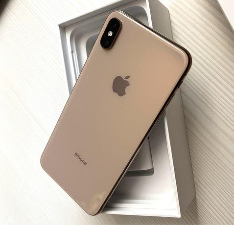 Iphone XS Max 256 Gb Gold в идеальном состоянии !
