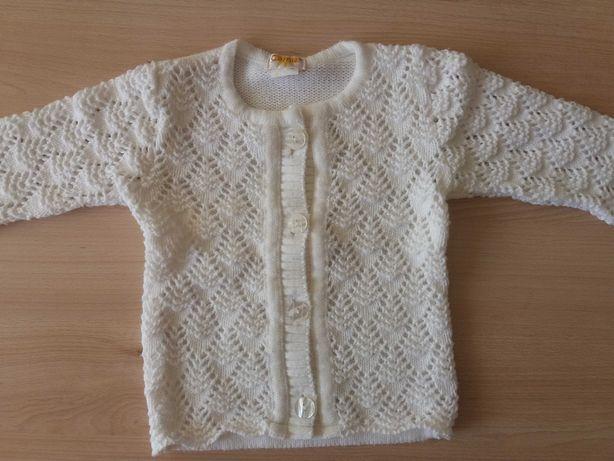 Sweterki dla dziewczynki 92