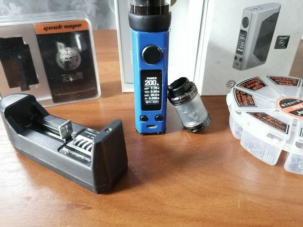 Электронная сигарета   Evic Primo 2.0 Бак Zevs Mantra.  Оригинал