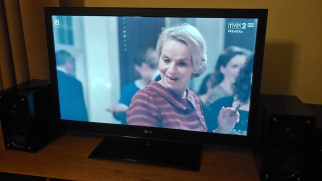 """TV 37"""" LG HD + SmartTV + Android + pilot QWERTY + AirMouse"""