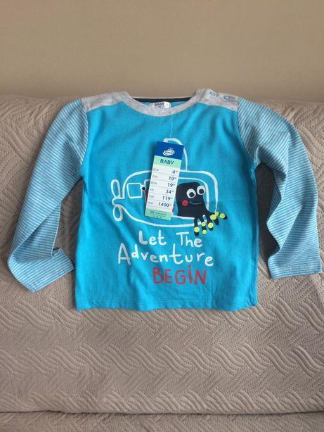 Bluza dla dziecka, nowa z Pepco z cena 19,99zł.