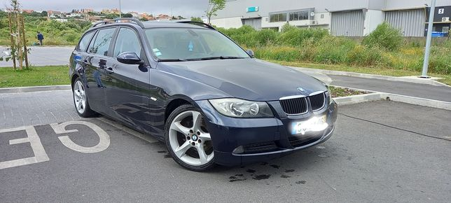 BMW  318D  143cv