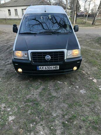 Продам автомобиль Fiat Scudo