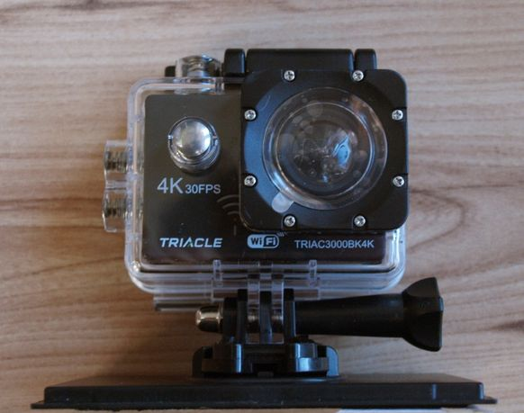 TRIACLE kamerka sportowa 4K Ultra HD WI-FI wodoodporna nowa
