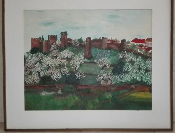 Quadro Castelo de Silves