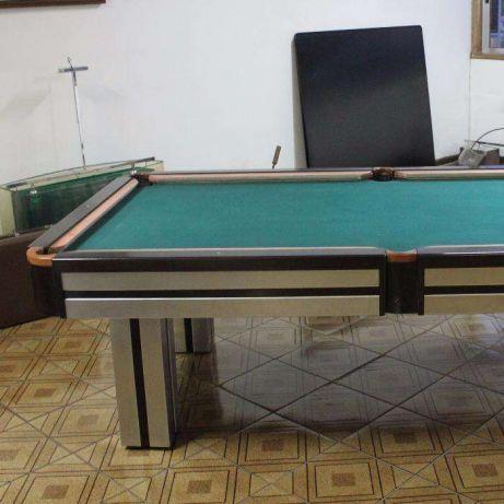 Bilhar - Mesa de Bilhar - Snooker I Novo em INOX