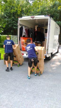 Pracujemy/Przeprowadzki, przewóz rzeczy, transport, bagazowka.info