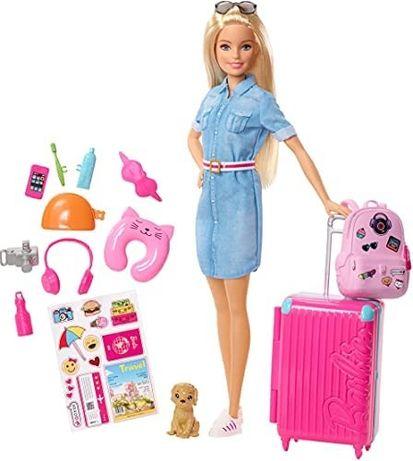 Лялька Барбі Мандрівниця Кукла Barbie