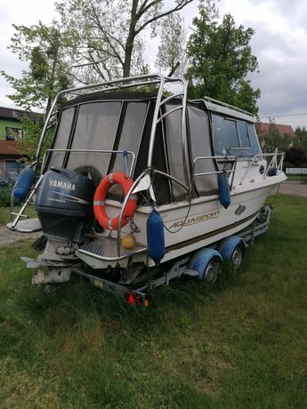 Jacht motorowy usa