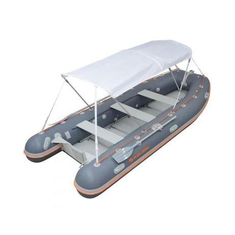 Daszek przeciwsłoneczny Bimini do pontonu Kolibri KM-400D - KM-450D