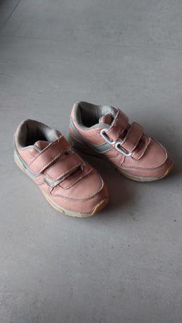 Adidasy dla dziewczynki rozmiar 24