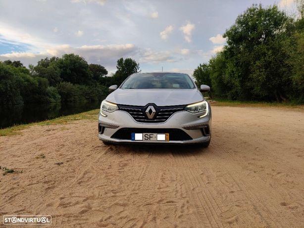 Renault Mégane 1.6 dCi GT Line