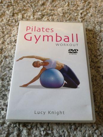 DVD Pilates Gymball Workout - oferta bola pilates