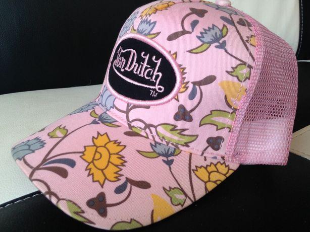 Boné Von Dutch Orignals Cap Trucker rede Snapback Hat Chapéu