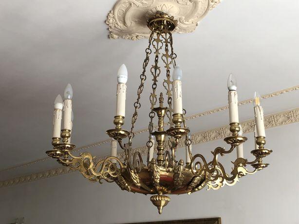 Lampy karnisze kinkiety
