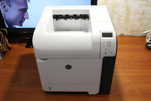 HP LaserJet Enterprise 600 M601dn. A4, 1200x1200dpi, 43ppm, USB/Ethern
