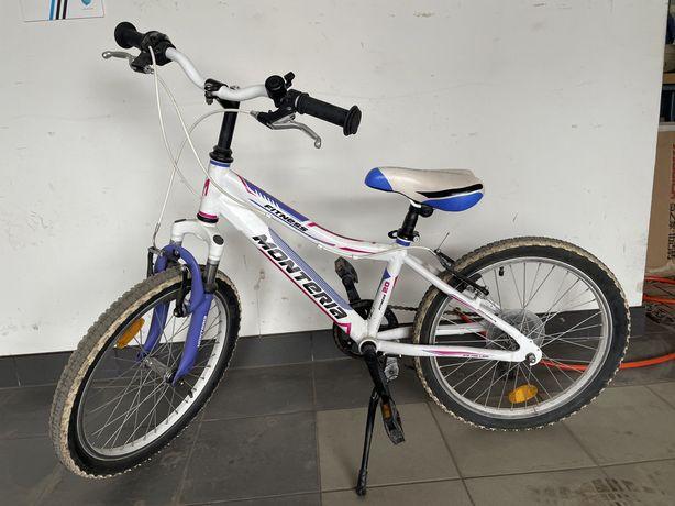Rower Monteria Fitnes 20 dzieciecy