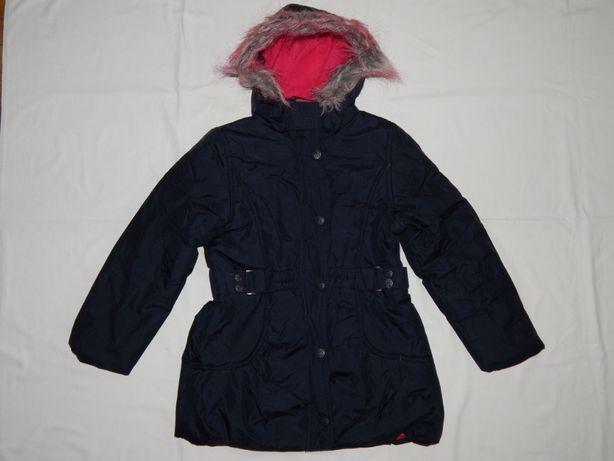 Демисезонная черная куртка Sweet Millie на девочку 8 лет. Рост 128 см.
