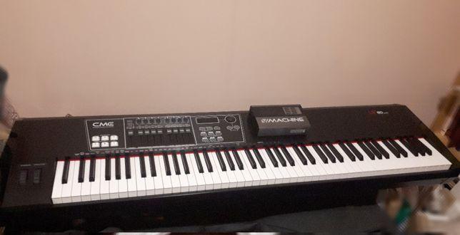 CME UF 80 + Piano (V-machine) w opcji ze stojakiem