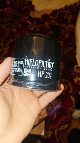 Hiflo 202 Масляный фильтр на мотоцикл