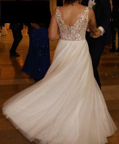 Suknia ślubna Annais Bridal z kolekcji 2020