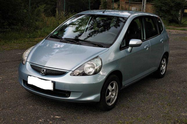Honda Jazz  1.4 Benzyna Klima -Elektryka -Alu Felgi -Zadbana -Bez Rdzy
