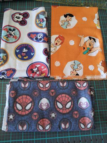 Pack de tecidos 40x40cm