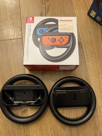 Nintendo switch oryginalne kierownice mario kart kierowniczki
